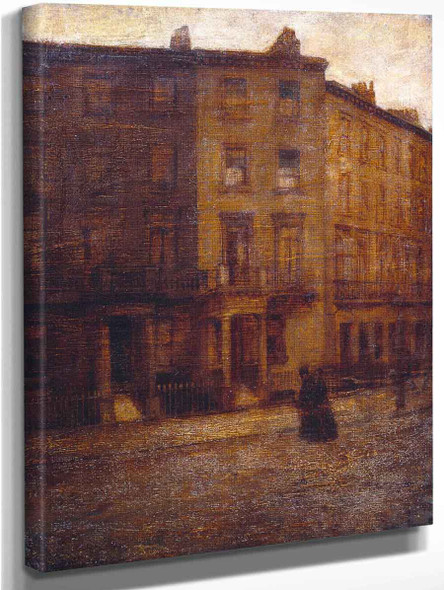 Bessborough Street, Pimlico By Ambrose Mcevoy