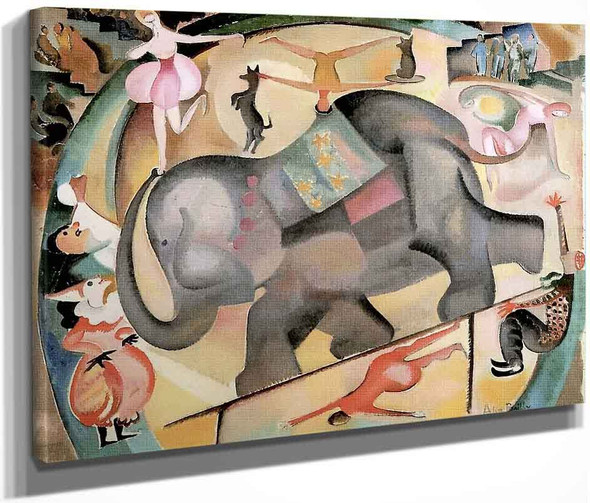 The Elephant1 By Alice Bailly By Alice Bailly