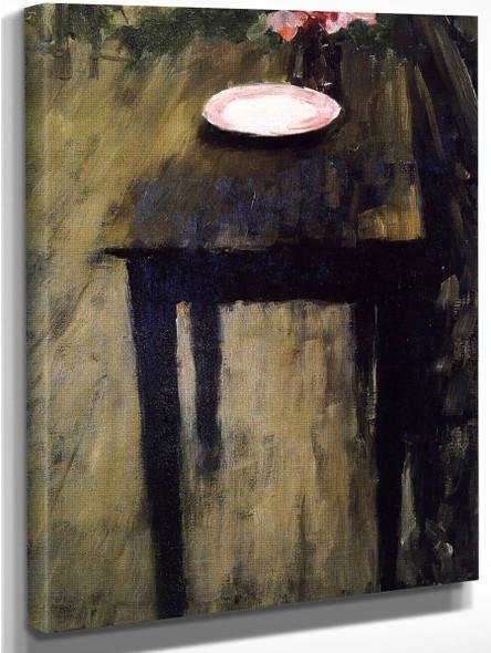 Black Table By Alexei Jawlensky By Alexei Jawlensky
