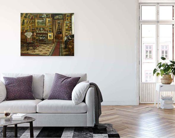 The Library By Johan Krouthen By Johan Krouthen