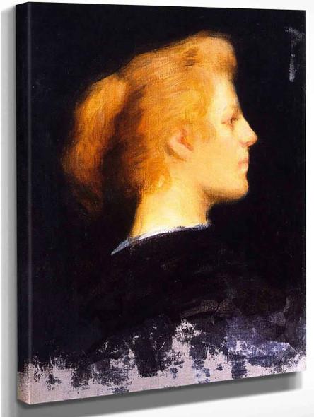 Blonde By Alexei Jawlensky By Alexei Jawlensky