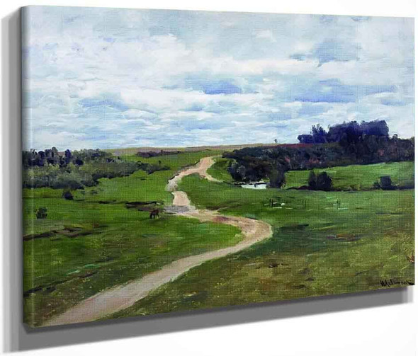The Road1 By Isaac Levitan