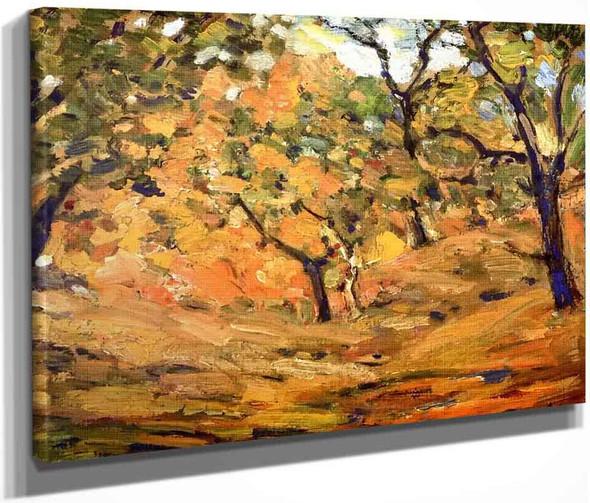 Trabuco Canyon By Frank Coburn
