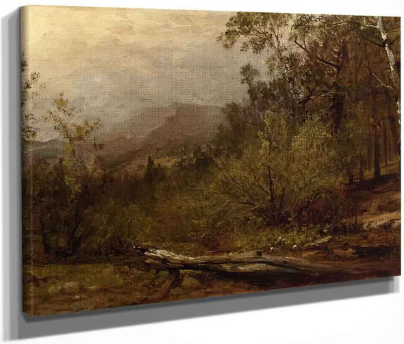 Trotter's Spring, Colorado By John Frederick Kensett By John Frederick Kensett