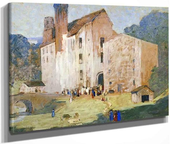 Valley Mills By Robert Spencer
