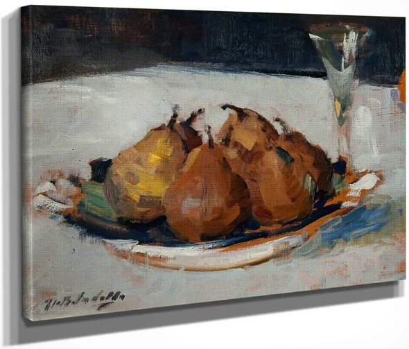 Winter Nellis By Francis Campbell Bolleau Cadell By Francis Campbell Bolleau Cadell