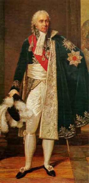 Hugues Bernard Maret By Robert Lefevre