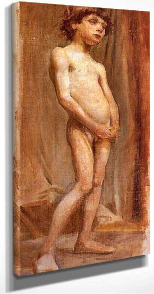 Nude Boy By Stanislaw Wyspianski