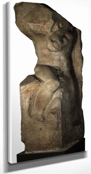 Slave By Michelangelo Buonarroti