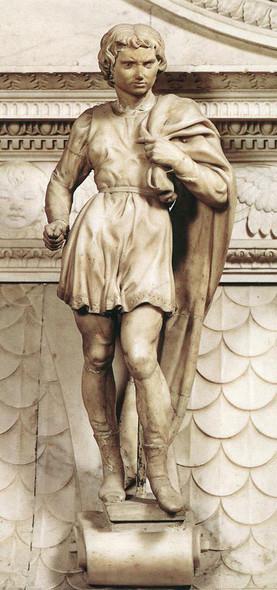St Proculus By Michelangelo Buonarroti By Michelangelo Buonarroti