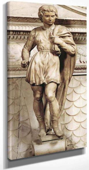 St Proculus By Michelangelo Buonarroti