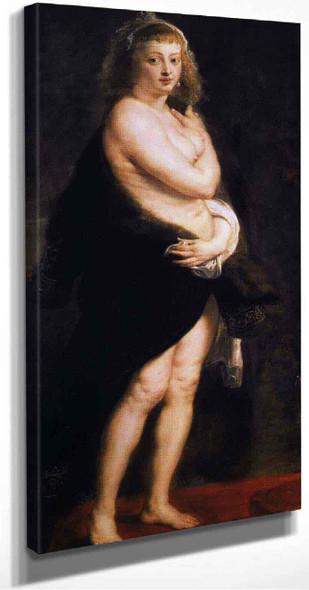 The Fur By Peter Paul Rubens