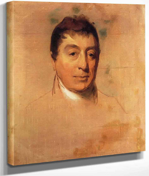 A Life Study Of The Marquis De Lafayette By Thomas Sully