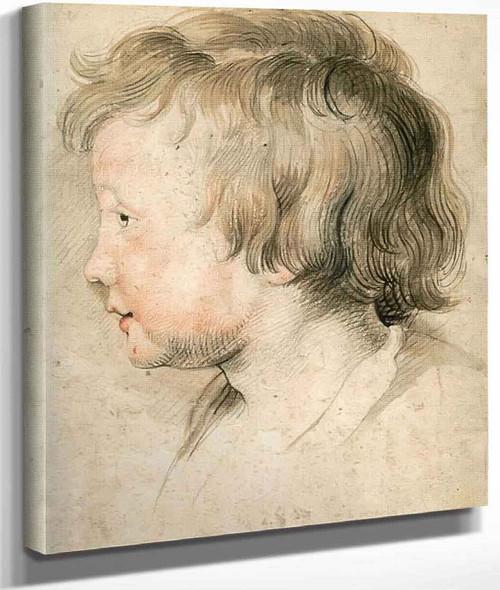 Albert Rubens By Peter Paul Rubens By Peter Paul Rubens