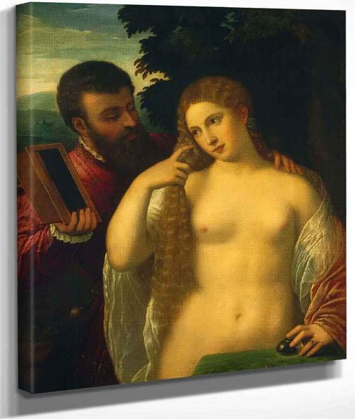 Allegory By Titian