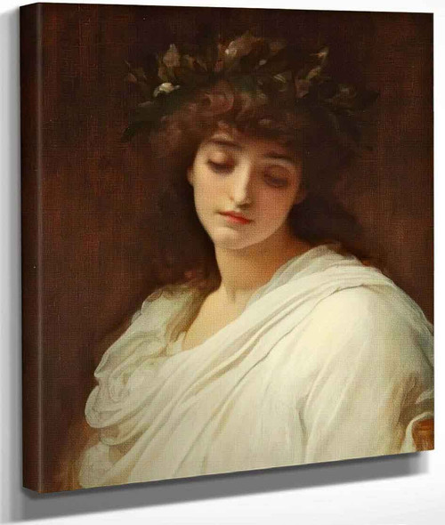 An Elegy By Sir Frederic Lord Leighton