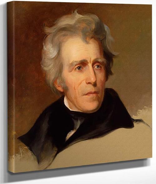 Andrew Jackson By Thomas Sully