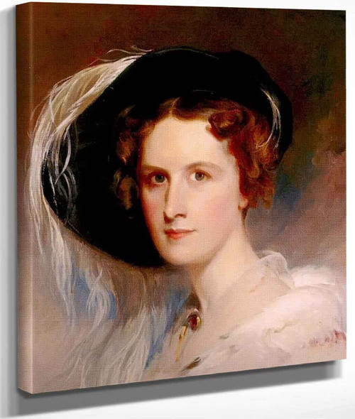 Ann Biddle Hopkinson By Thomas Sully