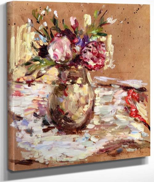 Bouquet Of Flowers By Edouard Vuillard