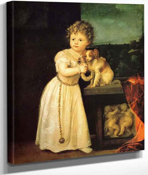 Clarice Strozzi By Titian