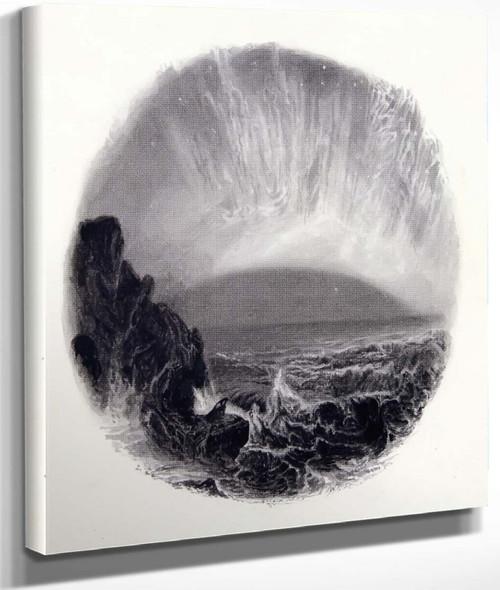 Desolation By William Trost Richards By William Trost Richards