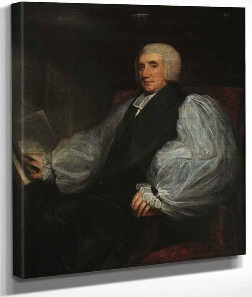 Edward Venables Vernon Harcourt By John Hoppner By John Hoppner