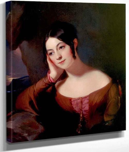 Elizabeth Anne Bates By Thomas Sully