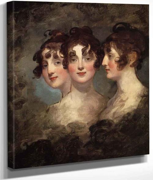 Elizabeth Patterson Bonaparte By Gilbert Stuart