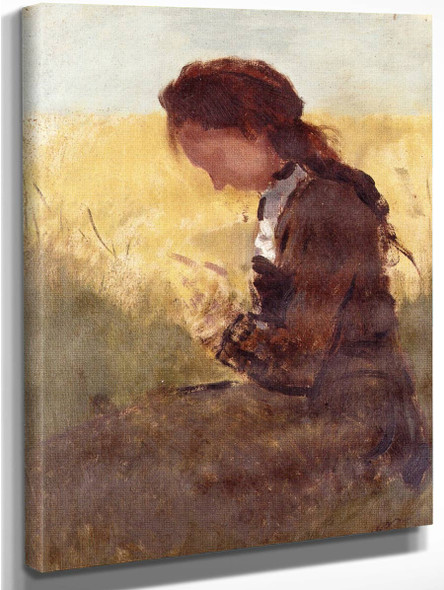 Camille By Odilon Redon