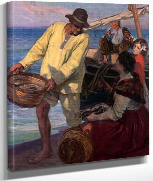 La Vuelta De La Pesca By Jose Mongrell Torrent