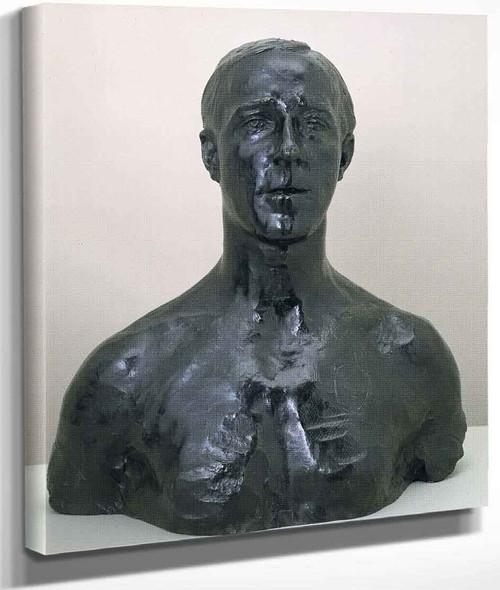 Lord Howard De Walden By Auguste Rodin