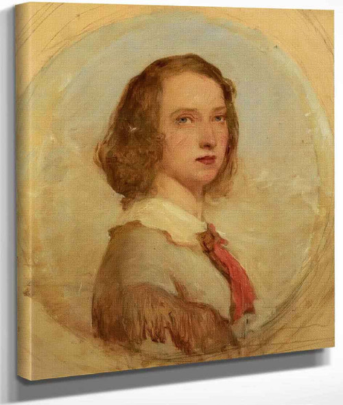 Miss Joanna Isabella Dick By Sir William Quiller Orchardson