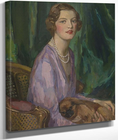 Miss Rosemary Hope By Sir John Lavery, R.A. By Sir John Lavery, R.A.
