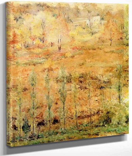 Spring's Palette By Robert Lewis Reid