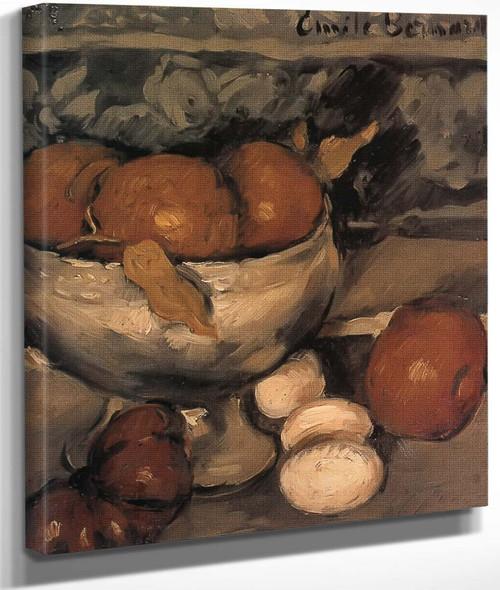 Still Life By Emile Bernard By Emile Bernard