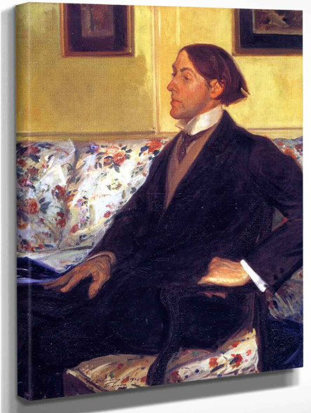 Charles Conder By Jacques Emile Blanche By Jacques Emile Blanche