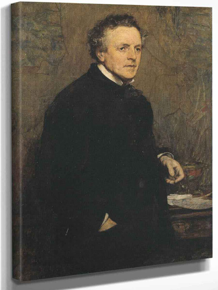 Charles Moxon By Sir William Quiller Orchardson