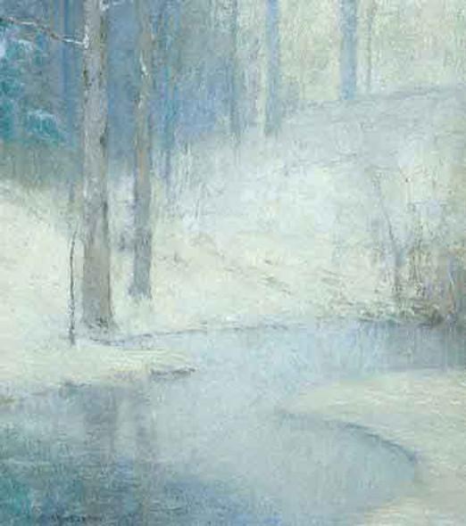 Winter By Bruce Crane