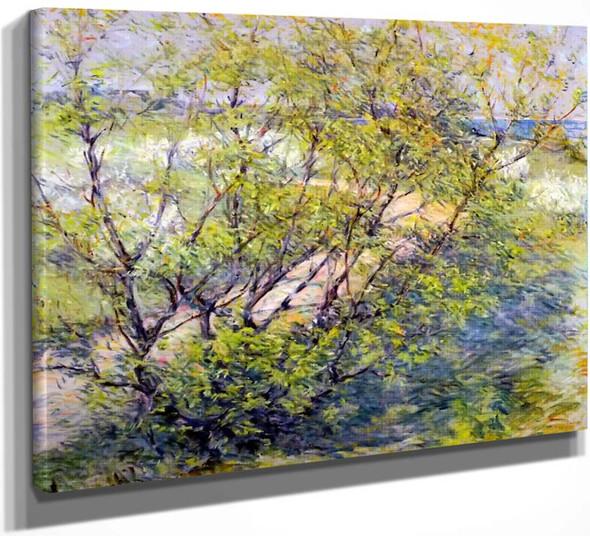 Autumn Landscape 1 By Robert Lewis Reid