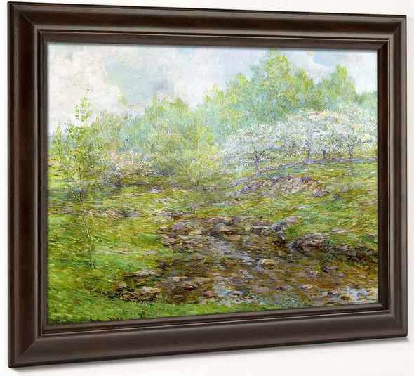 Springtime By Robert Lewis Reid