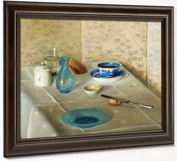 Still Life With Knife By Jacques Emile Blanche By Jacques Emile Blanche