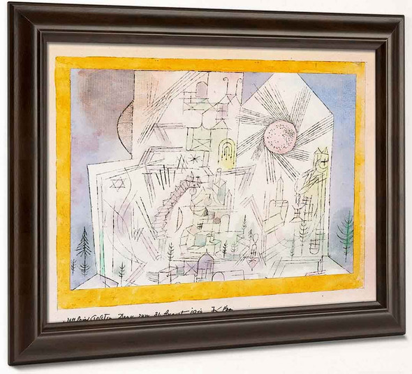 Untitled2 By Paul Klee
