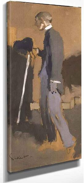 Aubrey Beardsley By Walter Richard Sickert By Walter Richard Sickert