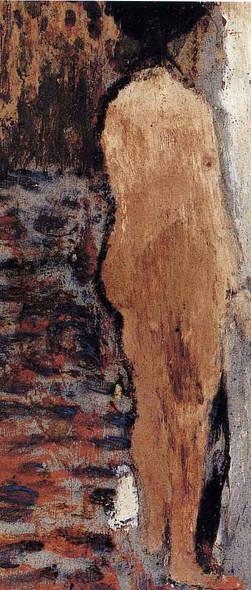 Nude By Edgar Degas Art Reproduction
