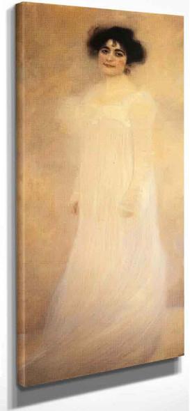 Portrait Of Serena Lederer By Gustav Klimt