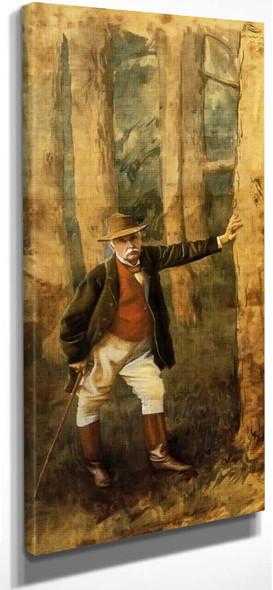 Self Portrait By James Tissot