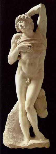 Slave (Dying) By Michelangelo Buonarroti(Italian, 1475 1564) By Michelangelo Buonarroti(Italian, 1475 1564)