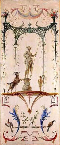 The Charmer By Jean Antoine Watteau Art Reproduction