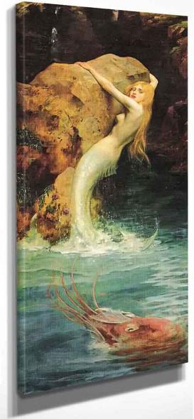 The Mermaid By William Arthur Breakspeare