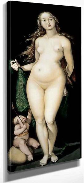 Venus And Cupid By Hans Baldung Grien By Hans Baldung Grien